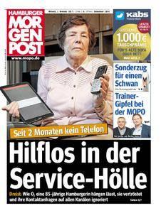 Hamburger Morgenpost - 01. November 2017