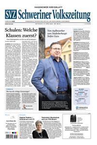 Schweriner Volkszeitung Hagenower Kreisblatt - 15. April 2020