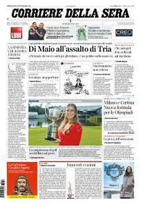 Corriere della Sera – 19 settembre 2018