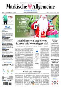 Märkische Allgemeine Westhavelländer - 17. Dezember 2018