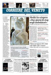 Corriere del Veneto Venezia e Mestre - 1 Novembre 2017