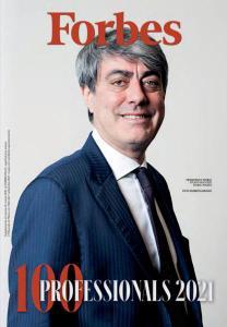 Forbes Italia - 100 Professionals 2021 - Febbraio 2021