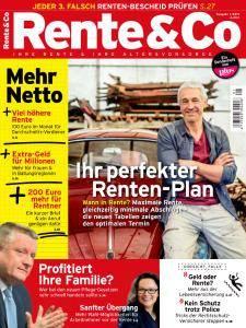 Rente & Co - Nr.1 2017