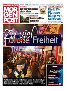 Hamburger Morgenpost – 20. Juli 2020