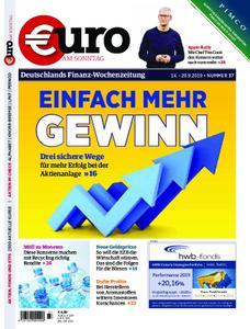 Euro am Sonntag – 14. September 2019