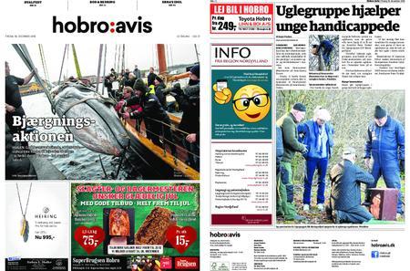 Hobro Avis – 18. december 2018