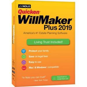 Quicken WillMaker Plus 2019 v19.7.2439