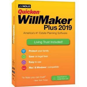 Quicken WillMaker Plus 2019 v19.5.2429 macOS