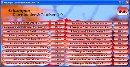 Ashampoo Downloader & Pathcer 1.0