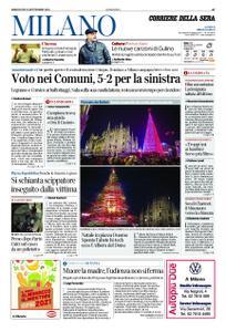 Corriere della Sera Milano – 23 settembre 2020