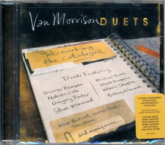 Van Morrison - Duets: Re-Working The Catalogue (2015) RE-UP