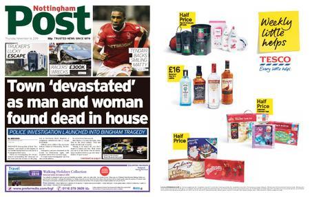 Nottingham Post – November 14, 2019