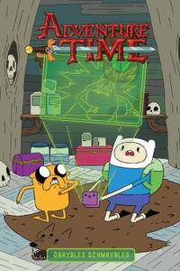 Adventure Time - Graybles Schmaybles 2015 digital