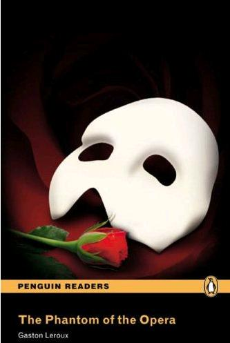 """""""The Phantom of the Opera"""" Book/CD Pack: Level 5: Penguin Readers Audio CD Pack Level 5 (Penguin Readers Simplified Text)"""