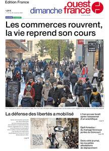 Ouest-France Édition France – 29 novembre 2020