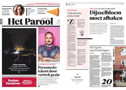 Het Parool – 03 augustus 2019