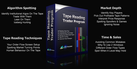 Price Action Room - Tape Reading Explained