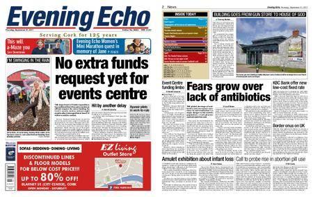 Evening Echo – September 21, 2017