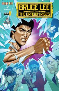 Bruce Lee - The Dragon Rises 001 2016 digital