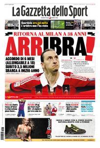 La Gazzetta dello Sport Sicilia – 27 dicembre 2019