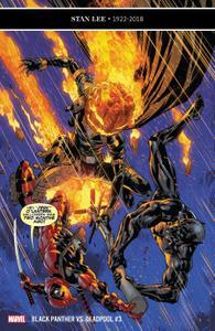 Black Panther vs Deadpool 003 2019 Digital Zone