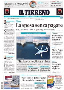 Il Tirreno Livorno - 4 Aprile 2021