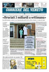Corriere del Veneto Padova e Rovigo – 24 marzo 2020