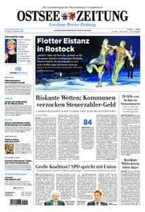 Ostsee Zeitung Wolgast - 08. Dezember 2017