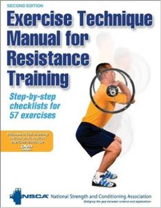 Exercise Technique Manual for Resistance Training (2nd Edition)