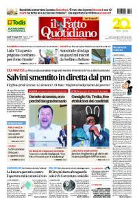 Il Fatto Quotidiano - 20 maggio 2019