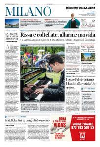 Corriere della Sera Milano – 20 maggio 2019