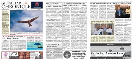 Gibraltar Chronicle – 09 April 2019