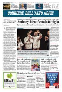 Corriere dell'Alto Adige - 17 Novembre 2017