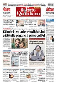 Il Fatto Quotidiano - 28 ottobre 2019