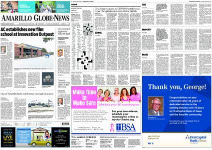Amarillo Globe News – October 29, 2020