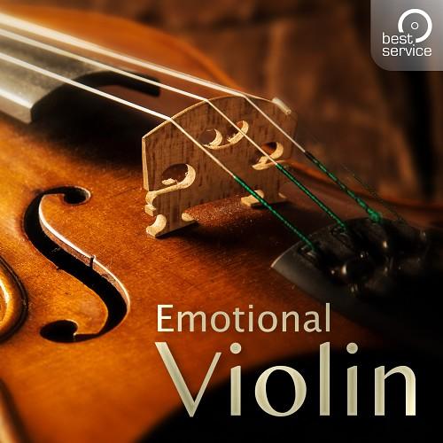Best Service Emotional Violin KONTAKT