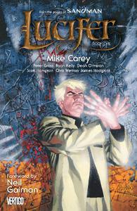 Vertigo-Lucifer Book One 2013 Retail Comic eBook