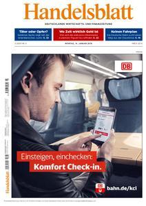 Handelsblatt - 14. Januar 2019