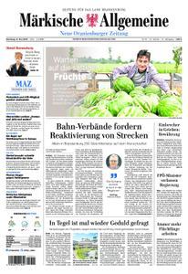 Neue Oranienburger Zeitung - 21. Mai 2019