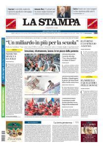 La Stampa Torino Provincia e Canavese - 26 Giugno 2020
