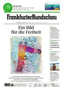 Frankfurter Rundschau Main-Taunus - 03. Mai 2018
