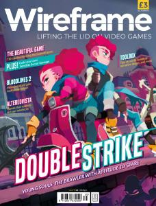 Wireframe - Issue 35 2020