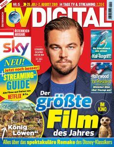 TV Digital Österreich – Juli 2019
