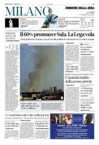 Corriere della Sera Milano – 17 ottobre 2018