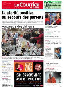 Le Courrier de l'Ouest Cholet – 18 novembre 2019