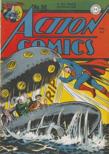 Action Comics 90 (DC) (1945-11)