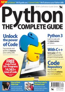 Python: The Complete Guide – October 2019