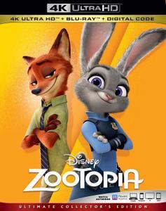 Zootopia (2016) [4K, Ultra HD]