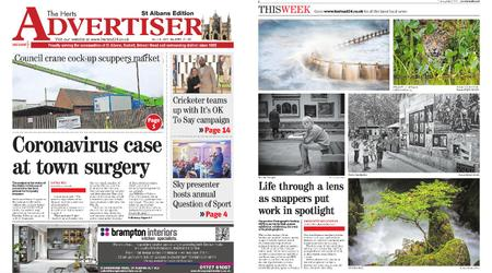 The Herts Advertiser – March 05, 2020