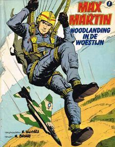Max Martin - 01 - Noodlanding In De Woestijn